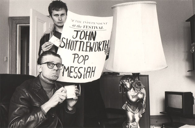 John Shuttleworth: Pop Messiah